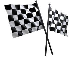 Флаги с Формулы 1