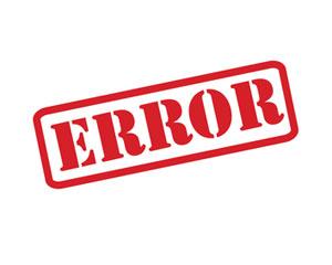 ошибки в юзабилити сайта