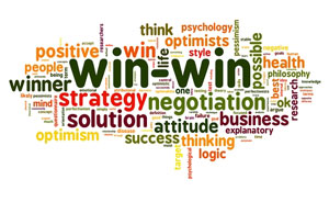 стратегия переговоров Win-Win